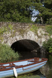 Ponte de pedra no parque nacional de Killarney, Kerry do condado Imagem de Stock Royalty Free