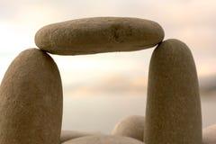 Ponte de pedra pequena imagens de stock