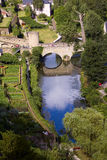 Ponte de pedra velha Foto de Stock Royalty Free