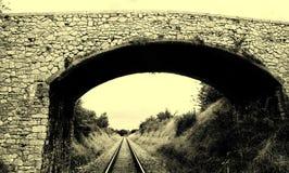 Ponte de pedra velha Fotos de Stock