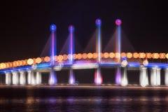 Ponte de Penang segundo Imagem de Stock Royalty Free