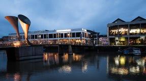 Ponte de Peros (amanhecer) Fotos de Stock Royalty Free