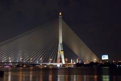Ponte de Phra Rama 8 Imagens de Stock Royalty Free