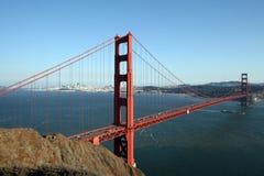 Ponte de porta dourada Fotos de Stock