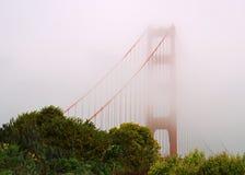 Ponte de porta dourada A Imagens de Stock