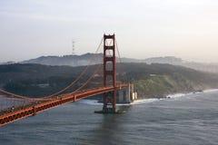 Ponte de porta dourada de San Francisco Fotos de Stock