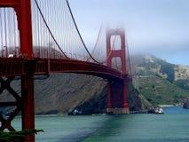 Ponte de porta dourada em San Francisco Fotografia de Stock Royalty Free