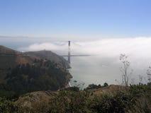 Ponte de porta dourada, San Francisco, EUA Imagens de Stock Royalty Free