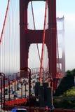 Ponte de porta dourada, SF, Ca Imagens de Stock Royalty Free