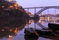 Ponte de Porto Fotos de Stock