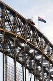 Ponte de porto de Sydney Foto de Stock