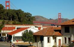 Ponte de Presidio Imagens de Stock