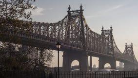 Ponte de Queensboro, Imagens de Stock