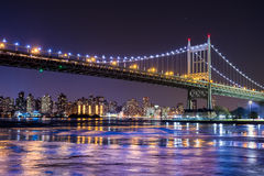 Ponte de Queensboro New York City Imagem de Stock Royalty Free
