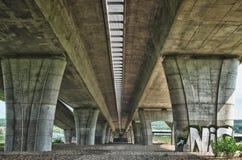Ponte de Radotin Imagens de Stock