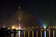 Ponte de Rama 8 Foto de Stock