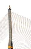 Ponte de Rama VIII Fotografia de Stock