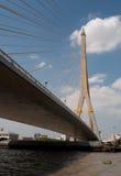 Ponte de Rama VIII, Banguecoque, Tailândia Fotografia de Stock