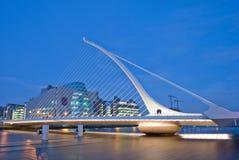 Ponte de Samuel Beckett   Imagens de Stock Royalty Free
