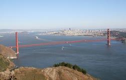 Ponte de San Francisco. Foto de Stock