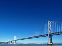 Ponte de San Francisco Bay Fotos de Stock