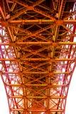 Ponte de San Francisco Bay Area Golden Gate Foto de Stock