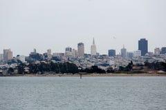 Ponte de San Francisco Bay Area Golden Gate Imagens de Stock Royalty Free