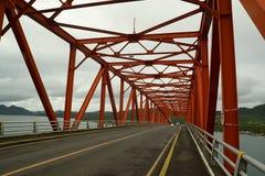 Ponte de San Juanico Foto de Stock