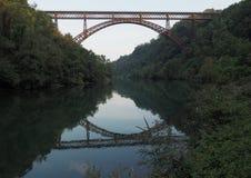 Ponte de San Michele imagens de stock