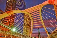 Ponte de Sathorn Fotos de Stock