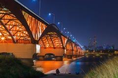 Ponte de Seongsan Imagem de Stock