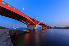 Ponte de Seongsan Imagens de Stock