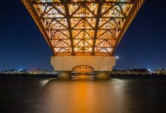 Ponte de Seongsan Imagem de Stock Royalty Free