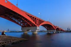 Ponte de Seongsan Fotos de Stock