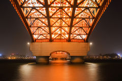 Ponte de Seongsan Foto de Stock Royalty Free