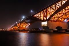 Ponte de Seongsan Imagens de Stock Royalty Free