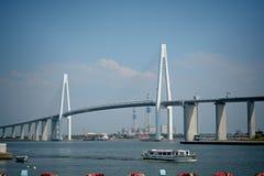 Ponte de Shinminato Fotografia de Stock Royalty Free