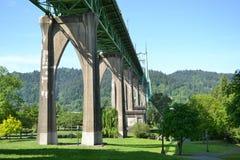 Ponte de St Johns Imagens de Stock Royalty Free
