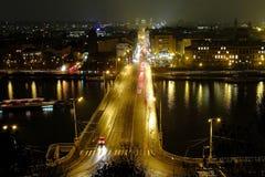 Ponte de Stefanik Imagem de Stock Royalty Free