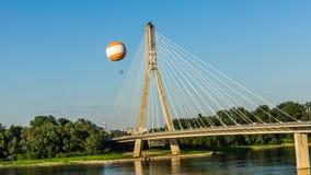 A ponte de Swietokrzyski Imagem de Stock