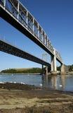 Ponte de Tamar Fotografia de Stock Royalty Free