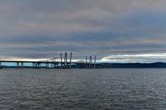 Ponte de Tappan Zee - New York imagem de stock