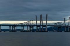 Ponte de Tappan Zee - New York fotografia de stock royalty free