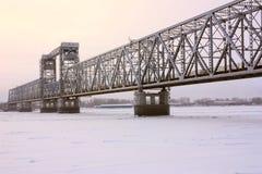 Ponte de Th? Foto de Stock Royalty Free