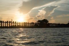 Ponte de Ubein Imagem de Stock