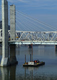 Ponte 65 de um estado a outro Fotografia de Stock