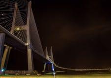 Ponte de Vasco da Gama Fotos de Stock
