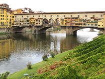 Ponte de Vecchio Bridge Royalty Free Stock Images