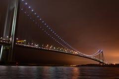 Ponte de Verrazano Foto de Stock Royalty Free