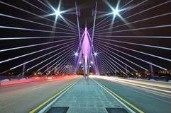 Ponte de Wawasan Fotografia de Stock